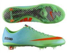 info for a6e2a ef467 SALE 99.95- Nike Soccer Cleats FREE SHIPPING 555605-380  Nike Mercurial  Vapor IX Soccer Cleats (Neo LimeMetallic SilverPolarized BlueTotal  Crimson) ...