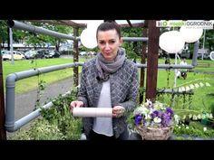 Sekunda dla Kwiatów - kompozycja na stół ogrodowy - S02 E08 - YouTube
