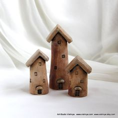 1000+ images about Fairy Houses on Pinterest Fairy houses, Ceramics ...