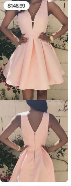 New Arrival Pink Homecoming Dress,Satin Short Prom Dress, Shop plus-sized prom dresses for curvy figures and plus-size party dresses. Ball gowns for prom in plus sizes and short plus-sized prom dresses for