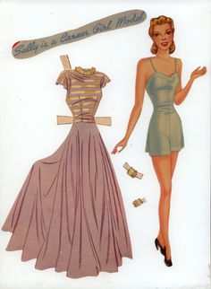 Sally - Powers Models