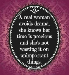A real woman. Quote