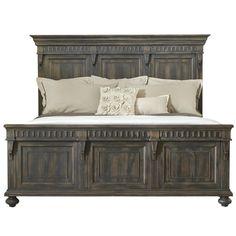 Kentshire King Panel Bed by Pulaski Furniture