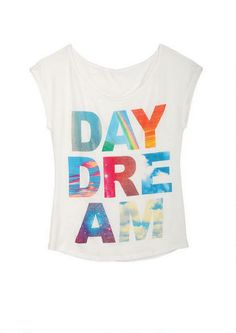 Daydream Tee - Graphic Tees - Clothing - dELiA*s
