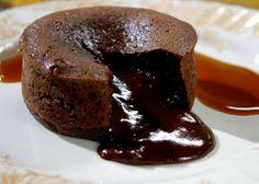 Chocolade Moelleux van Jeroen Meus stap voor stap recept