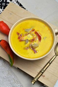 ciorba de burta falsa Ovo Vegetarian, Vegetarian Recipes, Real Food Recipes, Diet Recipes, Shrimp Stir Fry, Bon Appetit, Thai Red Curry, Cooking, Healthy