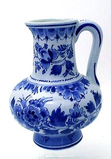 Delft (and blue and white china generally)