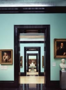 National Portrait Gallery, Trafalgar Square, London
