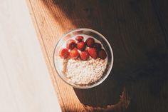 Veggie Bowl, Jus D'orange, Voici, Oatmeal, Breakfast, Blog, Photos, Breakfast Healthy, The Oatmeal