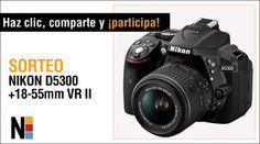 Sorteo Nikon5300
