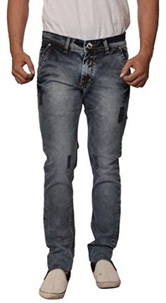 Buy Men's Stretchable Slim Fit Jeans online at 21 Paisa shopping store at just Rs.699.00.