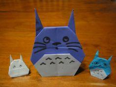 トトロ折り紙