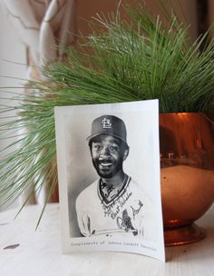 Ozzie Smith Signed Photograph, Autograph, St. Louis Cardinals, Major League Baseball, Americana, Hall of Famer, MLB, World Series, WTH-1506 by WeeklyTreasureHunt on Etsy