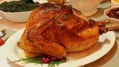 Cristina's Cooking Class - Turkey with Marinade Recipe