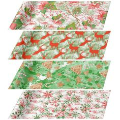 NEW. #christmas #wrappingpaper Available in different products #partyset #partydecor. I do have LOTS of designs #gingerbread #snowflakes #candycane - Feel free to check more at www.zazzle.com/celebrationideas