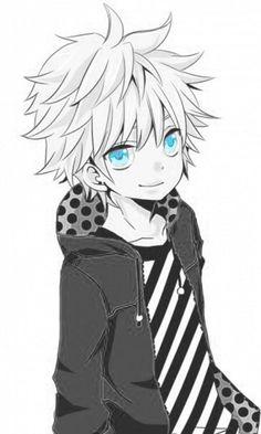 Killua Zoldyck        ~Hunter X Hunter, he is more cute than hot but hey :3 he is so adorable ;)