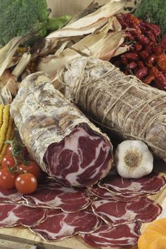 Coppa hails from Piacenza