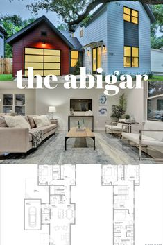 Architectural Designs Carriage House Plan 14653RK  Use it for your     Abigar  Residential Architecture  Online House Plans