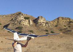 Lightweight, flexible solar cells increase UAV flight endurance Alta Devices