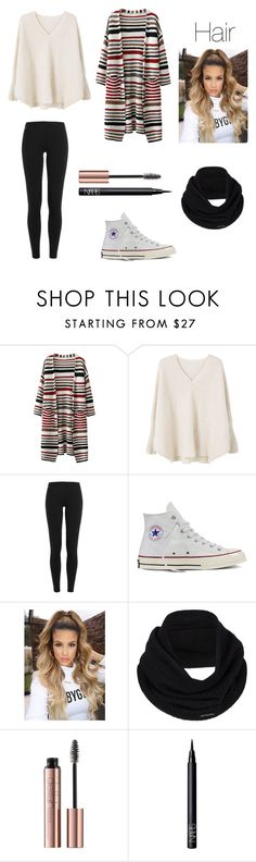 """Autumn day"" by secret-girl02 ❤ liked on Polyvore featuring MANGO, Polo Ralph Lauren, Converse, prAna and NARS Cosmetics"