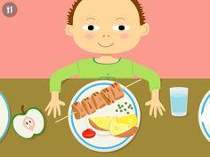 imagen 1 de Mi comida, alimentación y nutrición para niños.
