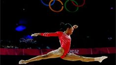 Gabrielle Douglas of the United States of America. Olympics #Olympics