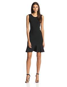 BCBGMAXAZRIA Women's Padma Fit and Flare Dress, Black, X-Small BCBGMAXAZRIA http://www.amazon.com/dp/B00L62K6R8/ref=cm_sw_r_pi_dp_iwABub075DKDC