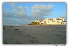 Sintra / Colares - Praia das Maçãs.
