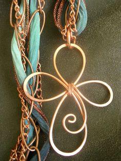 LilyGirl Jewelry: Casual Copper