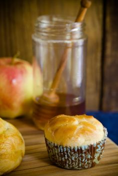 ... Honey Cupcakes – A Taste of Greece   Recipe   Honey Cupcakes, Yogurt