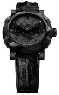 Romain Jerome #Batman DNA Watch Debut
