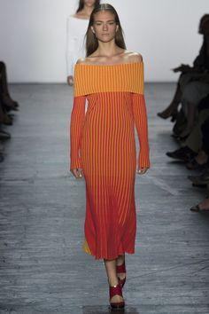 forlikeminded:    Prabal Gurung | New York Fashion Week | Spring Summer 2016    Model: Sophia Ahrens