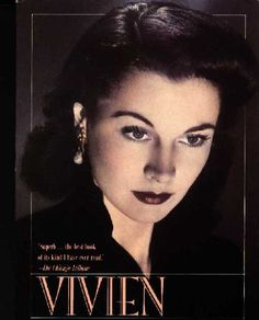 Is there anyone more exquisite than Vivien Leigh? Though she was more famous for her Hollywood roles and her love life, this English beau. Old Hollywood Glamour, Vintage Hollywood, Hollywood Stars, Classic Hollywood, Vintage Glamour, Scarlett O'hara, Vivien Leigh, George Hurrell, Divas