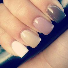 #fall #nails #essie #gel #manicure
