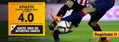 el forero jrvm y todos los bonos de deportes: betfair Inter Baku vs Athletic cuota 4 Europa Leag...