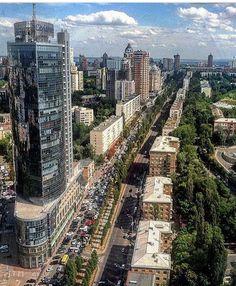 Київ Ukraine Cities In Europe, World Cities, Countries Of The World, Travel Europe, Asia City, Odessa Ukraine, Heart Of Europe, Eastern Europe, Paris Skyline