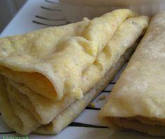 Roti/dalpuri 3 cups all purpose flour 1 to 1 1/2 tsp baking powder 4 oz shortening 1 to 1 1/4 cup water 1/2 tsp salt 1/2 cup oil 1 oz s...