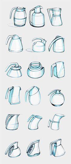 Design Sketchbook II on Behance: