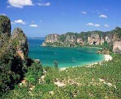 railay beach thailand - Google Search