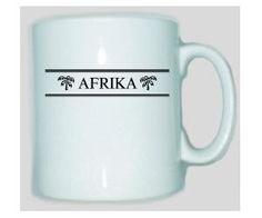 Tasse Afrikaband / mehr Infos auf: www.Guntia-Militaria-Shop.de