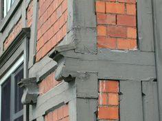 Instandsetzung an der Fachwerkfassade, Bewährtes belassen, Nötiges anpassen…