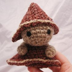 Creepy Cute Expansion Pack #1: The Swamp Witch | NeedleNoodles: Crochet Patterns, Knit Patterns, Amigurumi Awesomeness