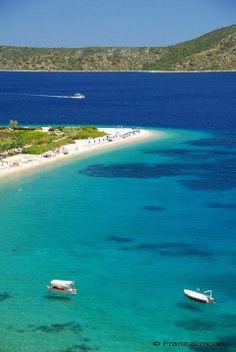 Agios Dimitrios, Alonissos, greece / grekland