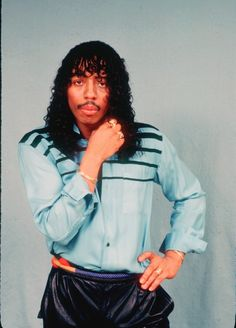 Photo of Rick James Photo by Michael Ochs Archives/Getty Images Rick James, James 5, Teena Marie, Jheri Curl, Fire And Desire, Funk Bands, Music Icon, Soul Music, Soul Singers