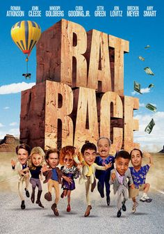 "Rat Race (2001) - ""We're not crazy, lady, we should've bought a squirrel, but we didn't buy a squirrel."" ""Which is why we stole the rocket car."""