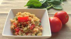 Ensalada Tabulé de Quinoa/ Tabule Quinoa Salad - CookingconpausanCookingconpausan