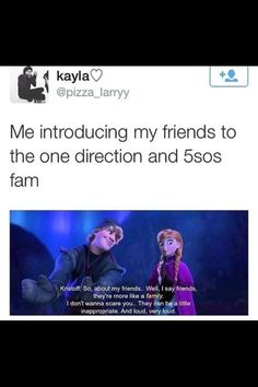 Just one direction, I can go without 5sos. And add the vamps in the pic and I'll be one happy camper
