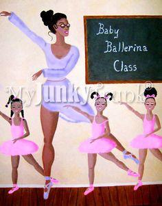 Little Dancers