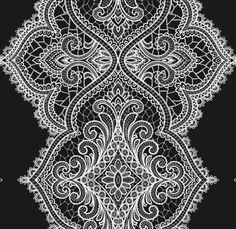 Indian pattern paisley