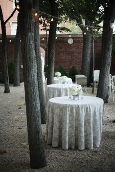 Simple, Elegant, Shabby Chic Wedding
